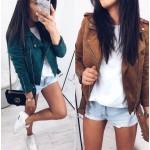Куртка - косуха, код 6387
