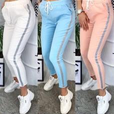 Женские спортивные брюки Hard, код 1162