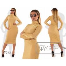 Платье, код 3222 БАТАЛ