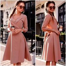 Платье-халат Alina, код 2401