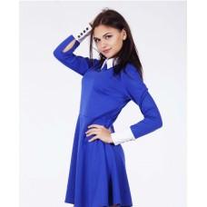 Деловое офисное платье, код 43037 Под заказ