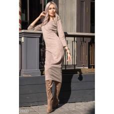 Платье удлиненное, код 43011
