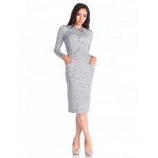 Платье с карманами, код 43012